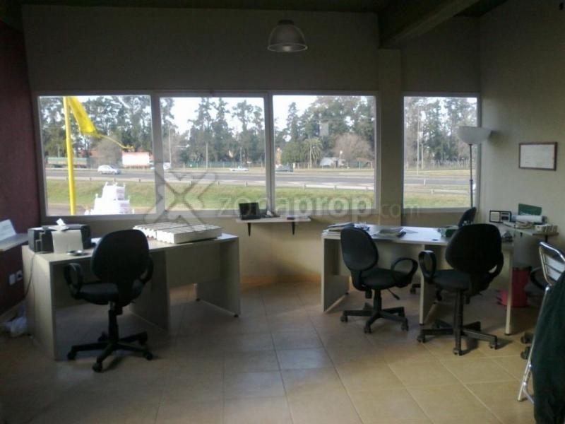 alpina ii - muy buena oficina en venta en pilar