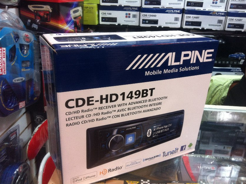how to download mp3 to iphone alpine cde hd149bt iphone bluetooth usb hd envio gratis 7277