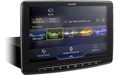 alpine ilx-f309 sistema de audio de 9''/ car play y android