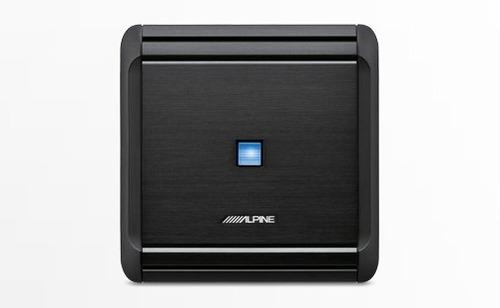 alpine mrv-f300 300w rms amplificador 4 canales 75w x4