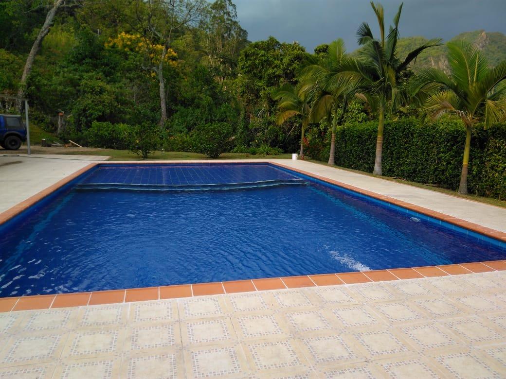 alquier finca casa campestre en la vega con piscina privada