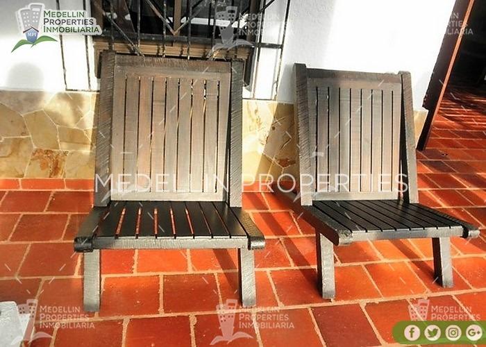 alquila fincas por días en copacabana cód: 4416