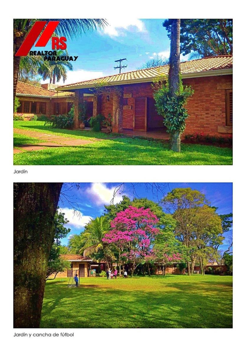 alquilamos residencia en b° herrera de asunción - paraguay