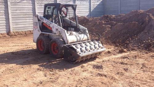 alquile bobcat demolición martillo camiónvolcado excavcion