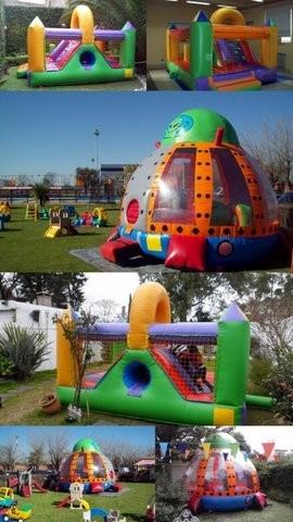 alquile castillos inflables, plaza blandas tejo sapo metegol