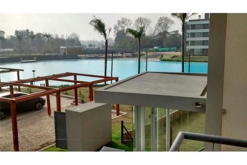 alquiler 2 amb lagoon pilar c/ balcon y cochera