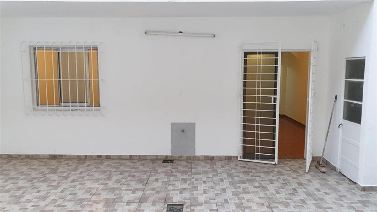 alquiler 3 ambientes con patio balvanera - congreso