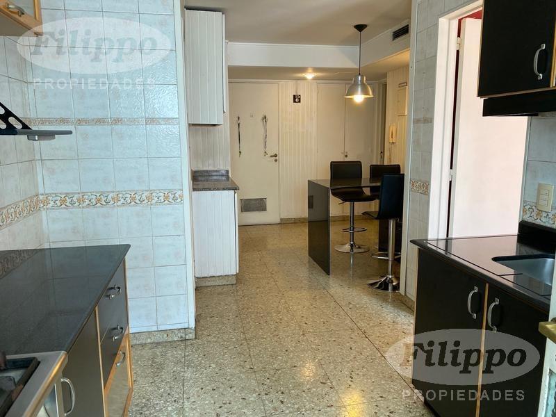alquiler: 4 ambientes con dependencia · cochera · amenities