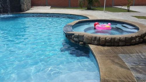 alquiler a caney piscina san diego las morochas