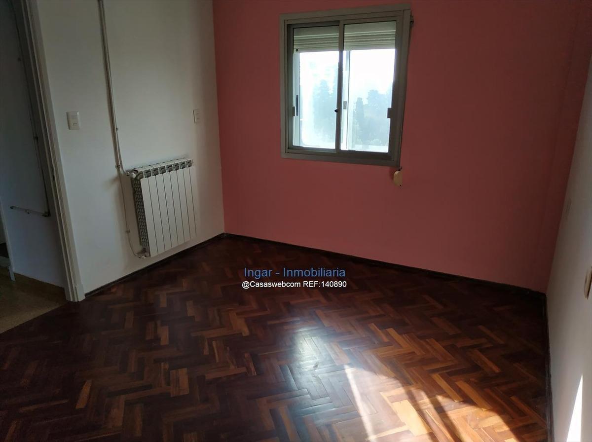 alquiler a o venta apartamento, 2 dormitorios, opción g