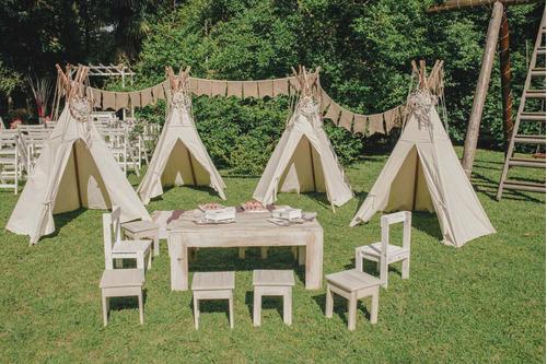 alquiler ambientación para eventos - bodas, casamiento,
