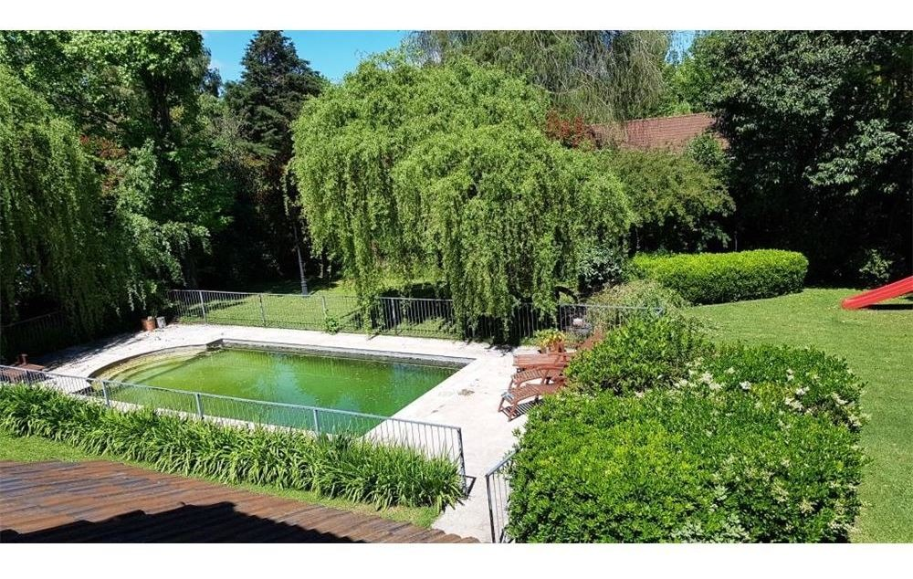alquiler - amplia casa country village golf&tennis