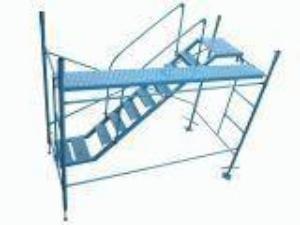 alquiler andamios y escalera