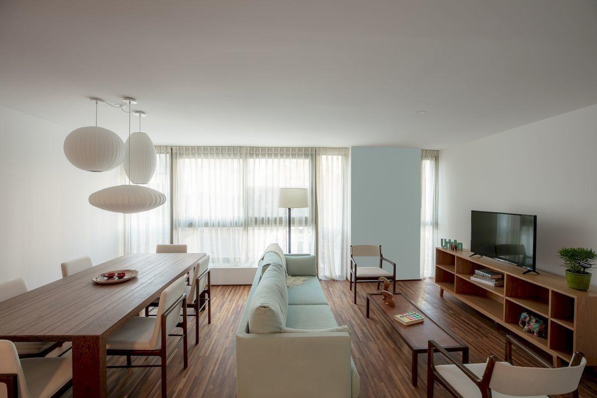 alquiler anual apartamento 2 dormitorios - punta carretas