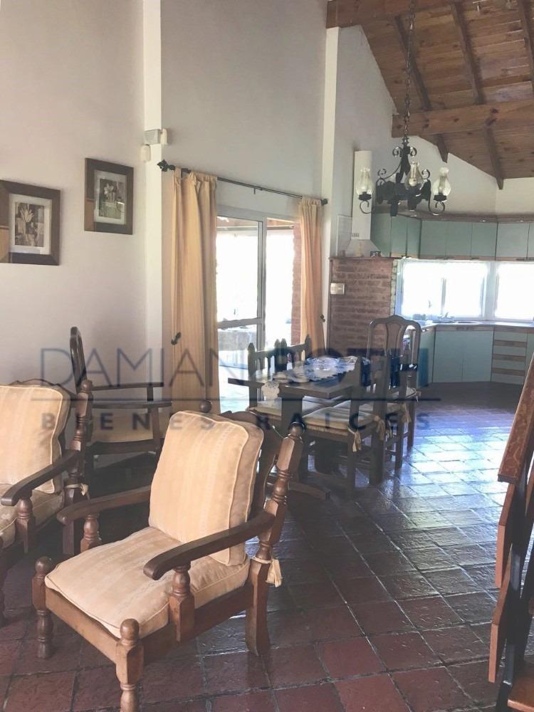 alquiler anual - country banco provincia - 3 dormitorios