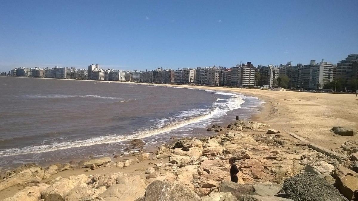 alquiler apart día mes  montevideo  pocitos  uruguay