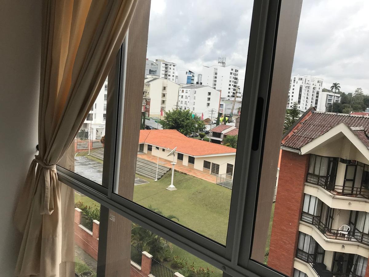 alquiler apartaestudio castellana armenia