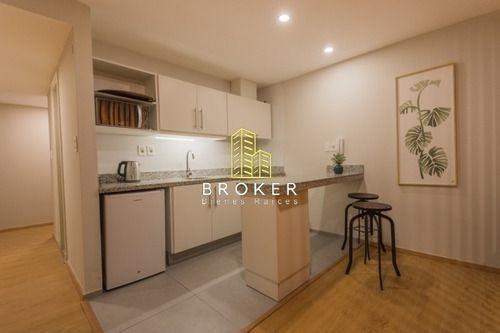 alquiler apartamento 1 dormitorio premium equipado - monoamb