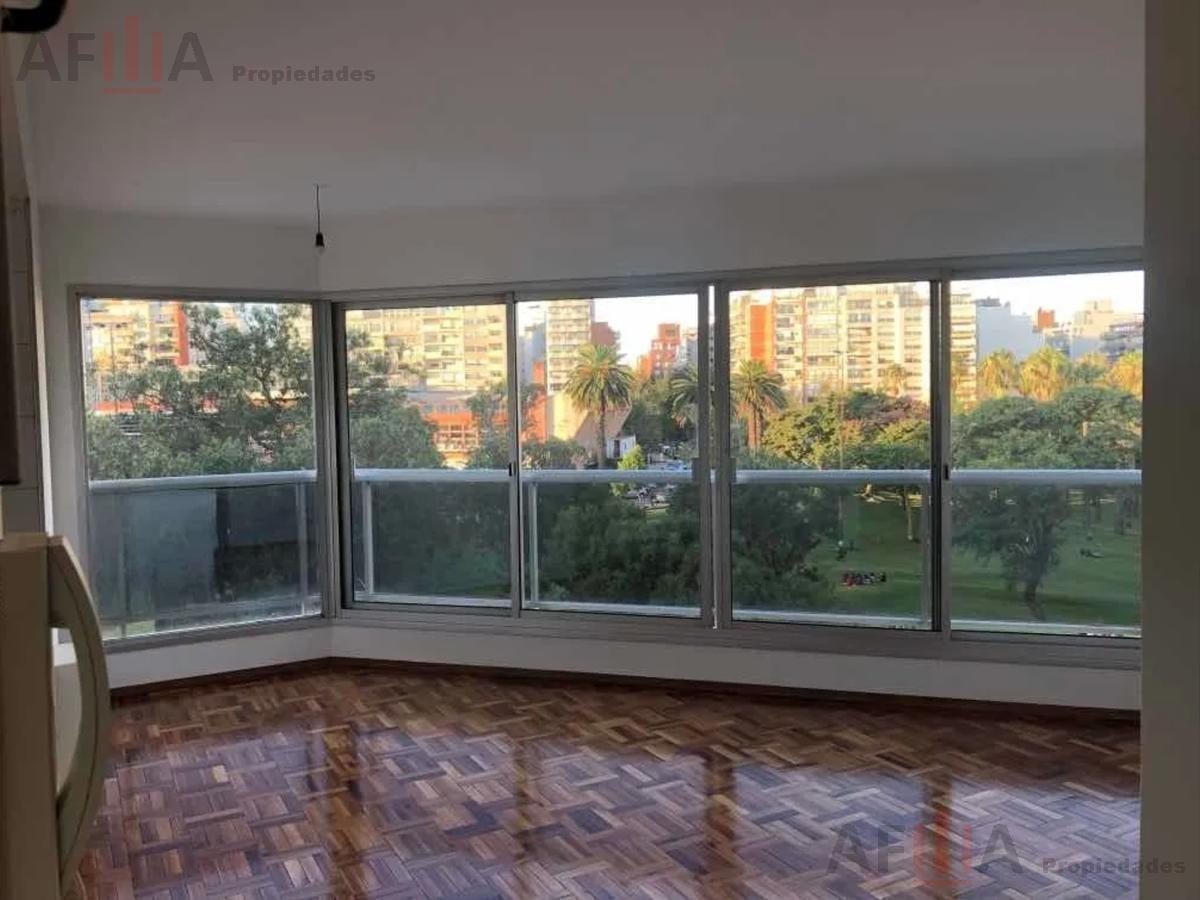 alquiler apartamento  1 dormitorio - punta carretas  con vista