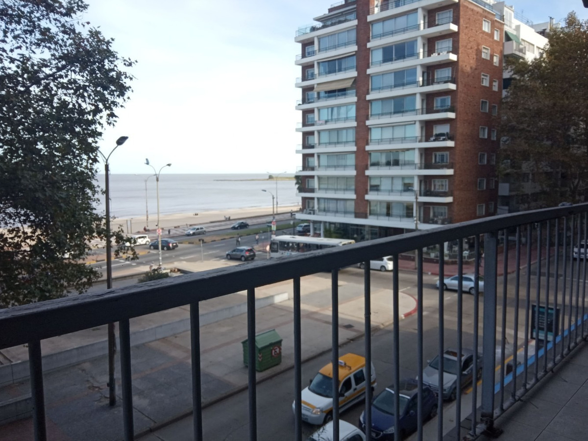 alquiler apartamento 3 dormitorios playa pocitos montevideo