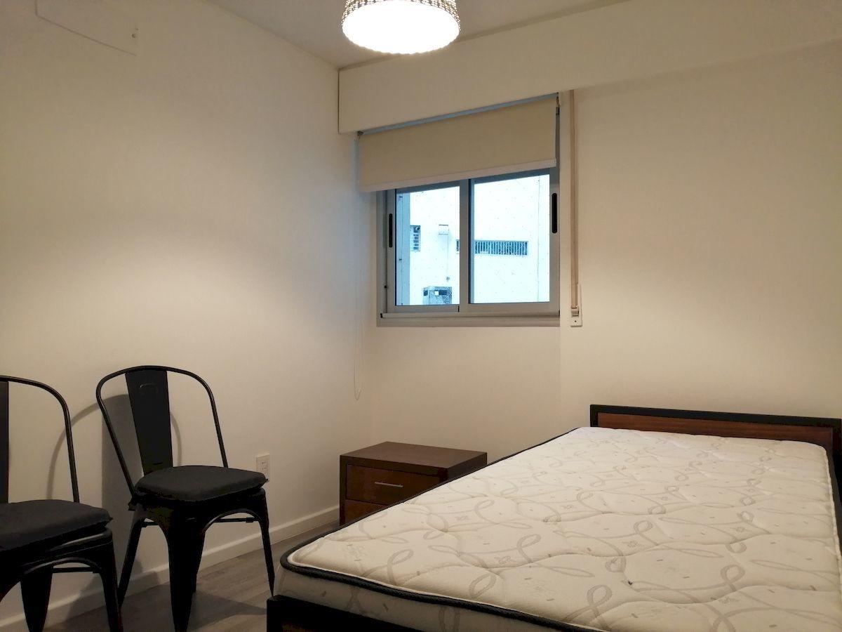 alquiler apartamento amoblado 2 dormitorios - punta carretas
