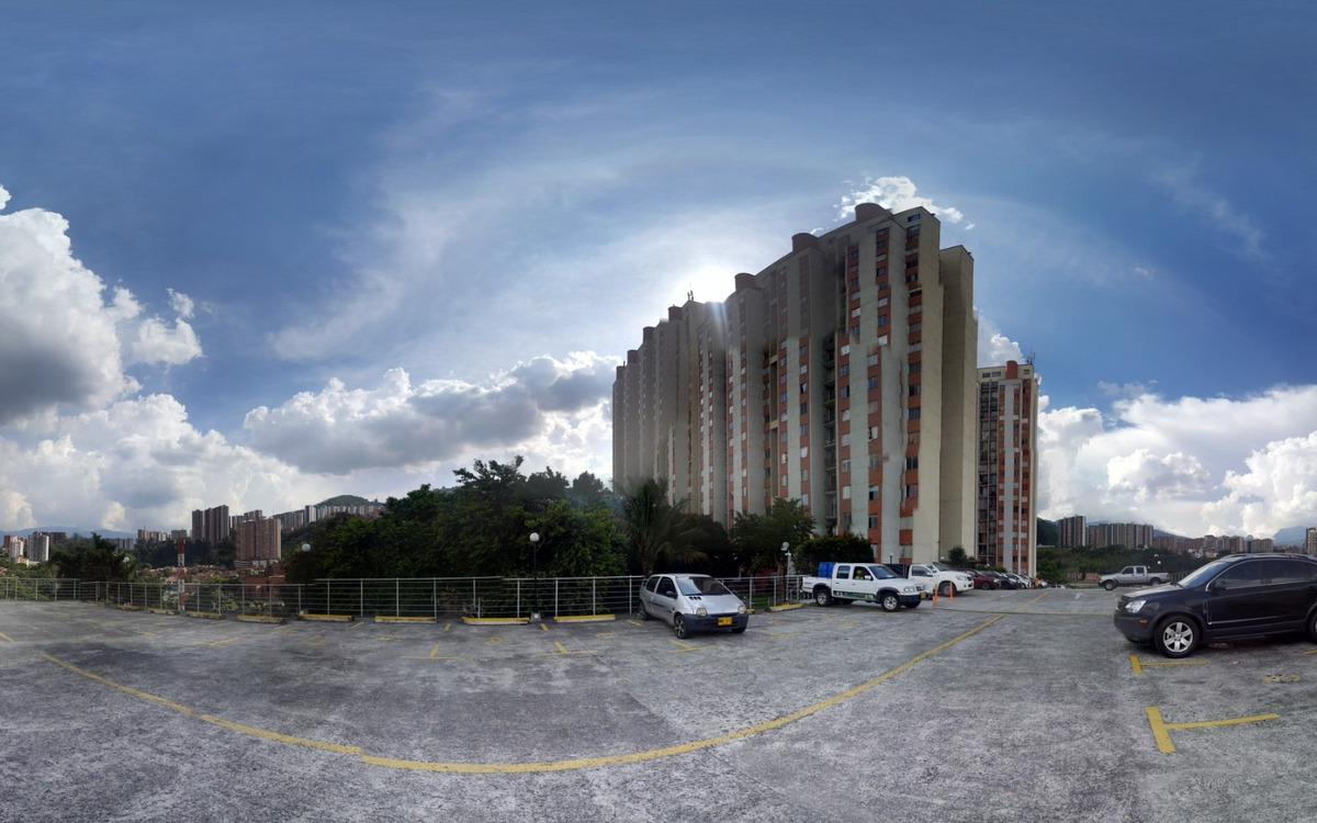 alquiler apartamento amoblado medellin piscina y parking
