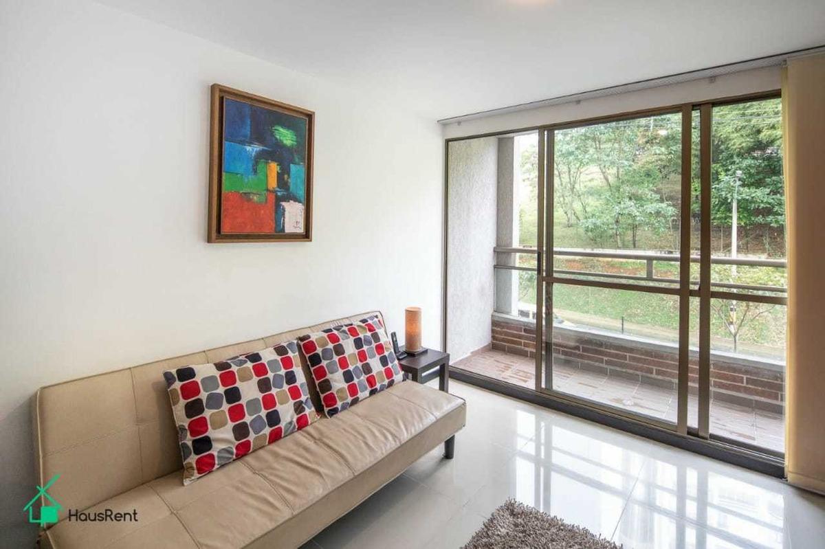 alquiler apartamento amoblado poblado por mes en medellín