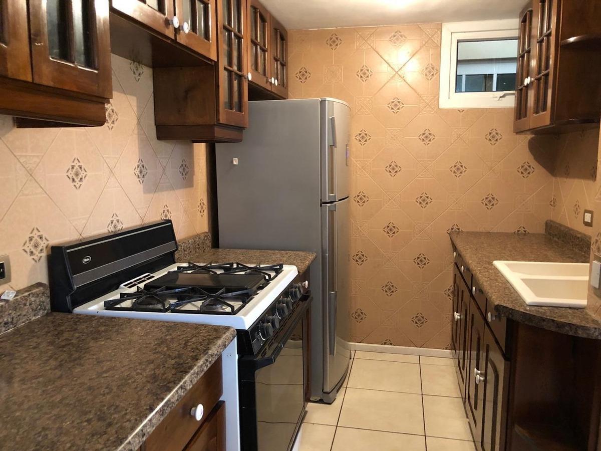 alquiler apartamento amueblado y amplio zona 15