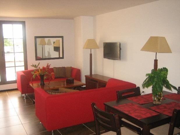 alquiler apartamento amueblado zona 10
