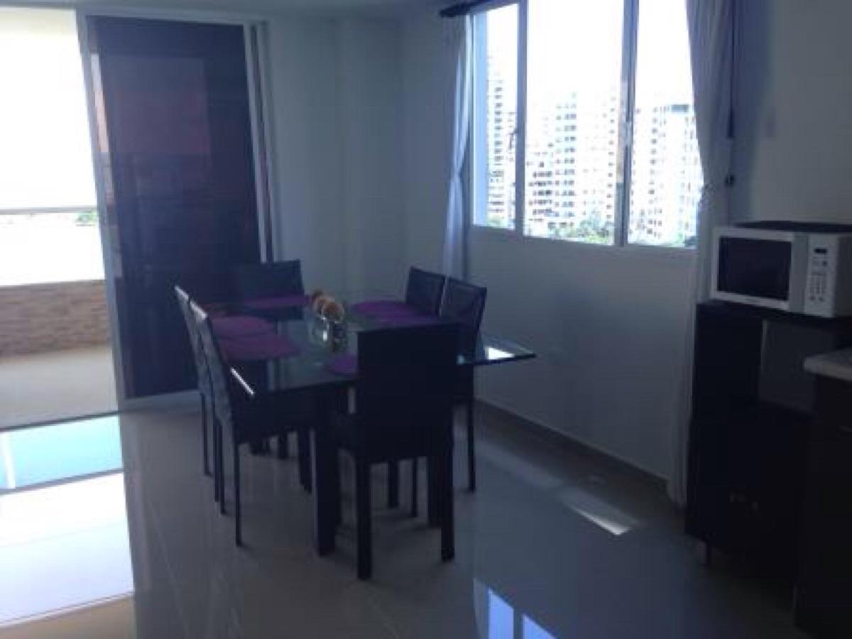 alquiler apartamento edif las 3 carabelas laguito cartagena