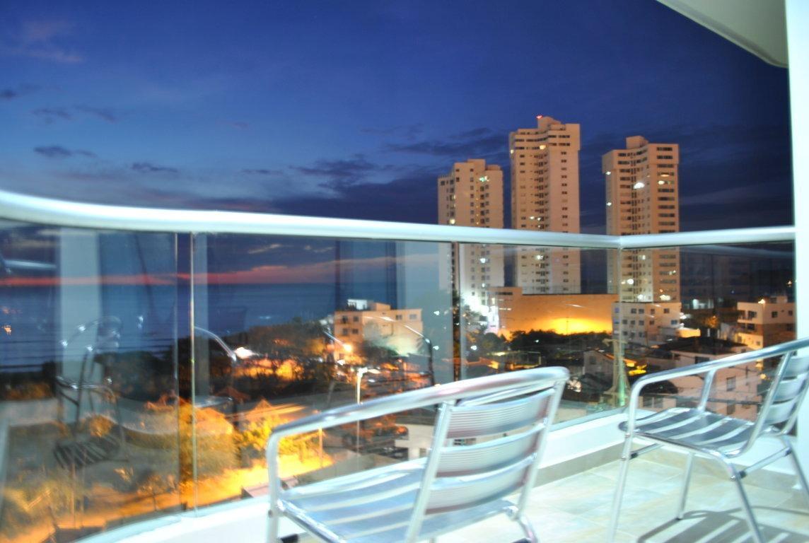 alquiler apartamento moderno rodadero sur santa marta