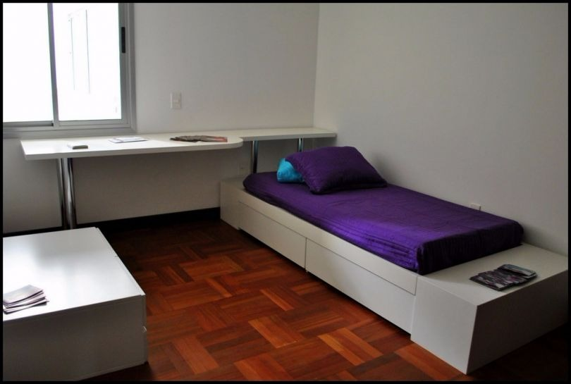 alquiler apartamento pocitos 3 dormitorios, servicio  y garajes para 2 autos