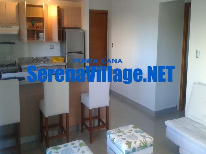 alquiler apartamento punta cana bavaro serena village