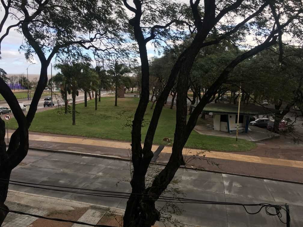 alquiler apartamento vista al parque excelente ubicación