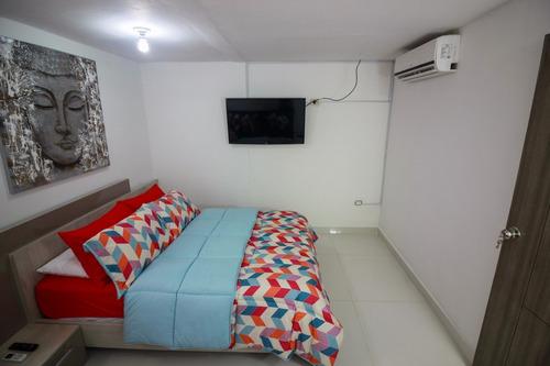 alquiler apartamentos amoblados santa marta por dias
