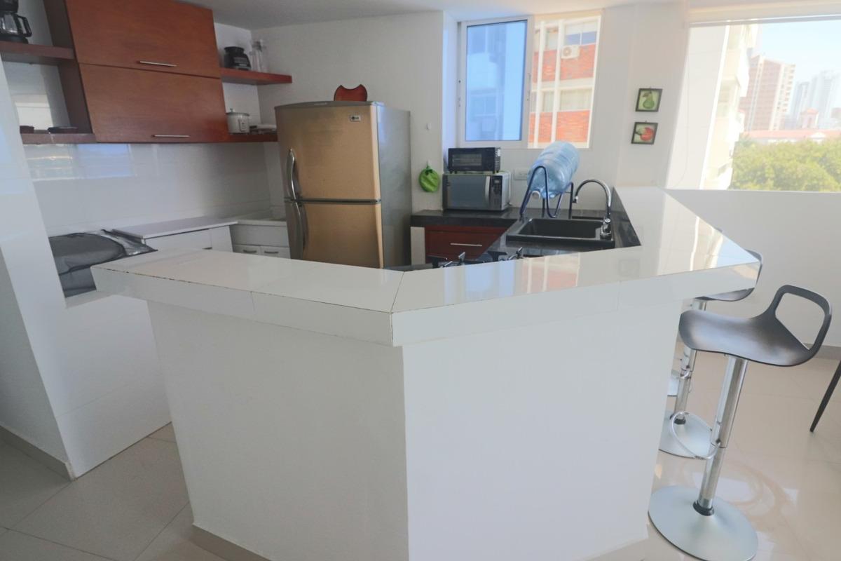 alquiler apartamentos cartagena edificio tres carabelas