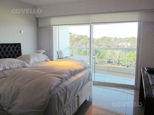 alquiler aquarela, playa mansa, 2 dormitorios mas dependencia