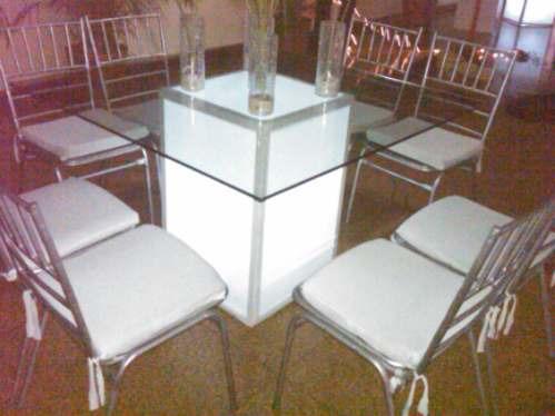 alquiler areas lounge, barras iluminadas, open bar y  mas...