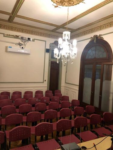alquiler auditorio /salon capacitacion, cursos, charlas