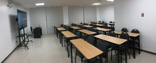 alquiler aula capacitaciones / conferencias lince