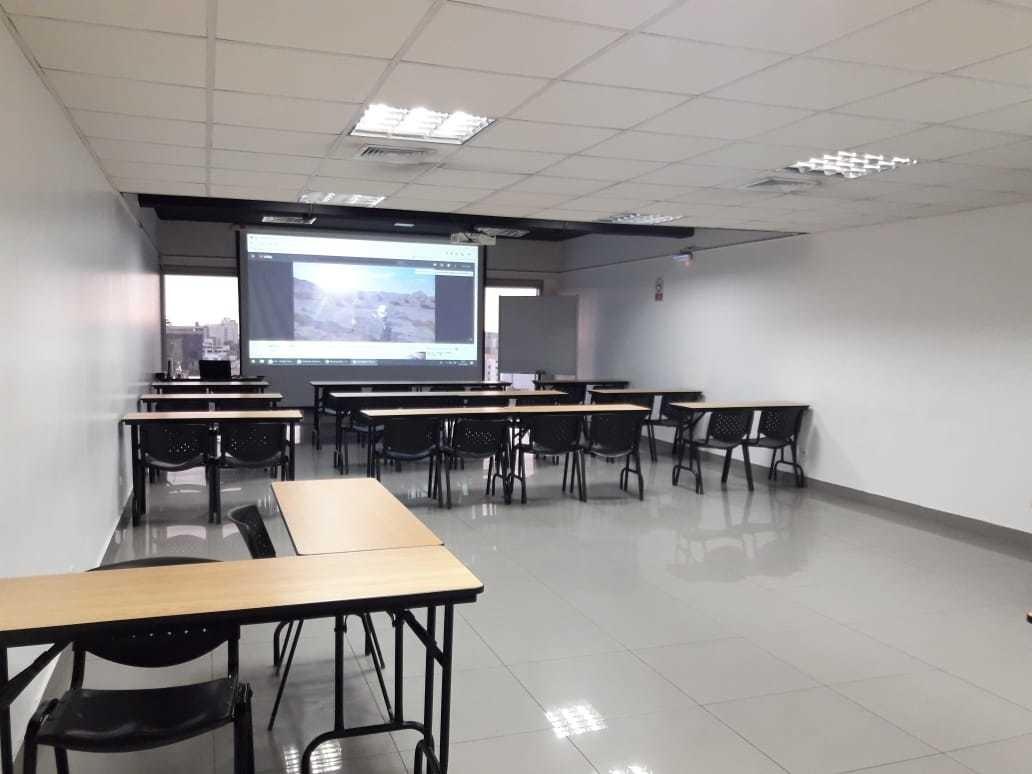 alquiler aulas en san isidro