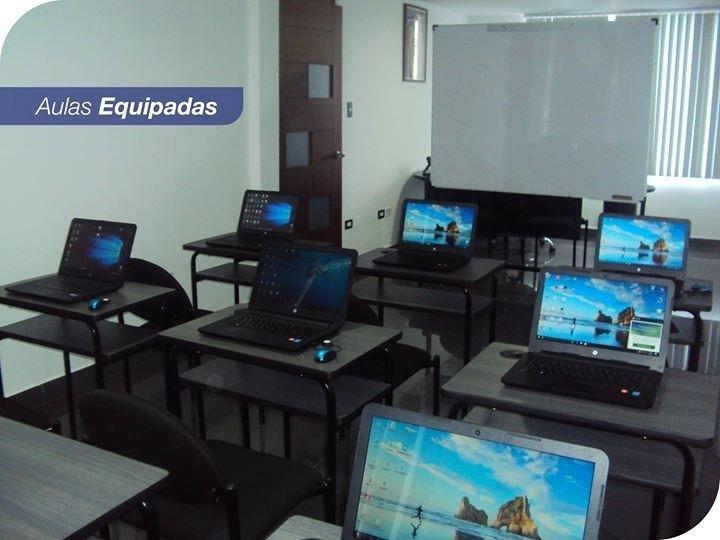 alquiler aulas y laboratorio zona céntrica en jesus maría