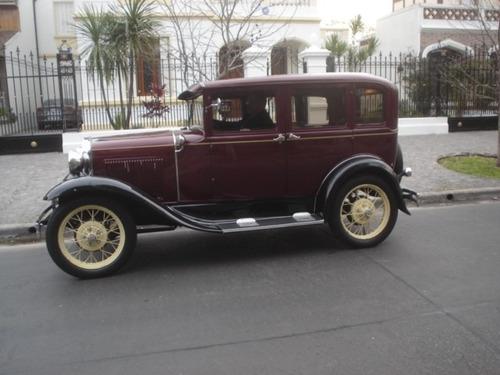 alquiler auto antiguo casamientos cumpleaños eventos