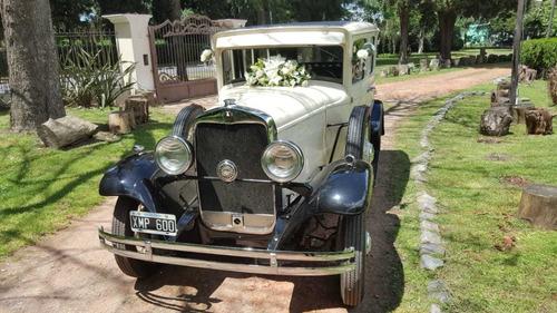 alquiler autos antiguos eventos,