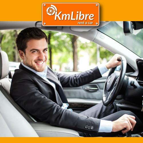 alquiler autos rent car en caba - mejor tarifa y servicio!