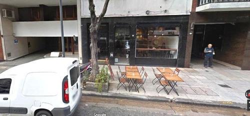 alquiler av pueyrredon 2300 local - recoleta apto gastronomía
