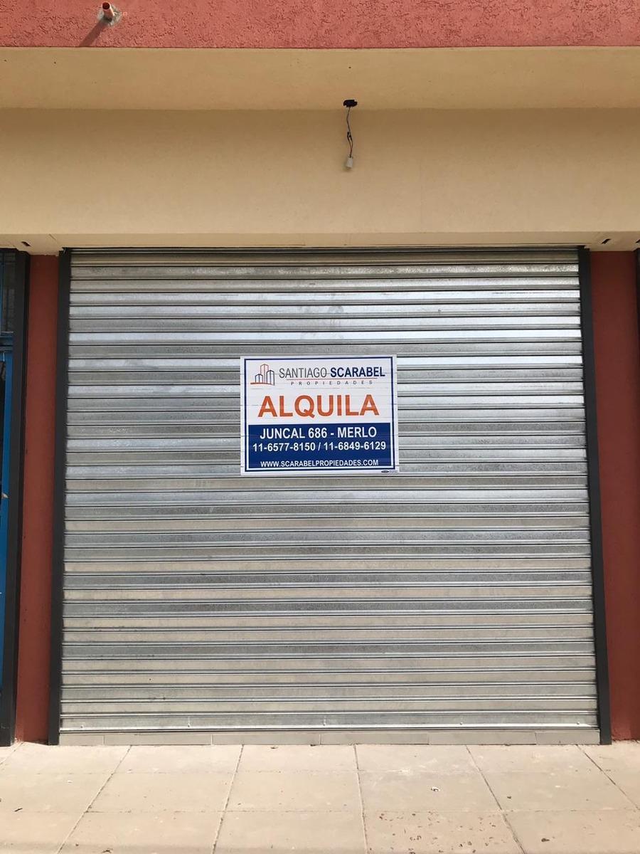 alquiler | avenida san martin 3200 | local comercial a estre