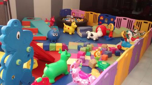 alquiler baby gym, tuneles de gateo,fiesta infantil,gimnasio