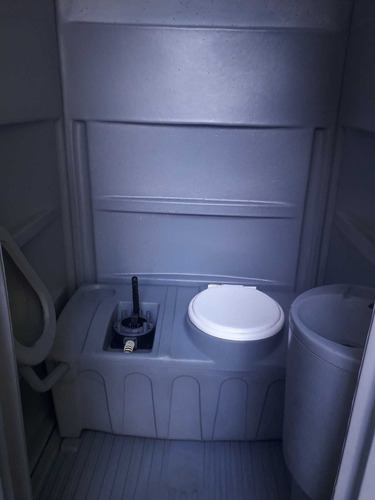 alquiler baño quimico promo obra! $2200 x mes!! promo ducha