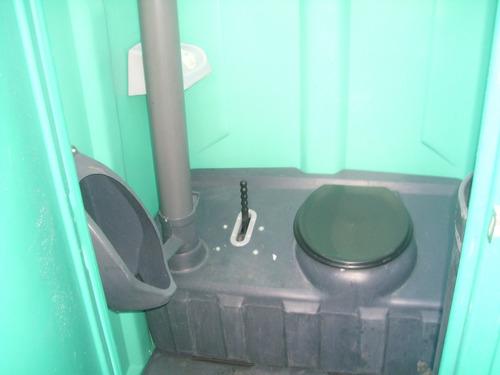 alquiler baños quimicos